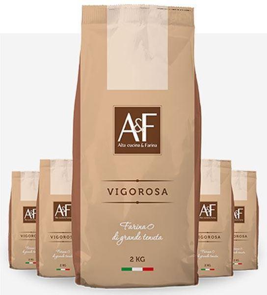 Immagine di Vigorosa Box 6 sacchetti di Farina
