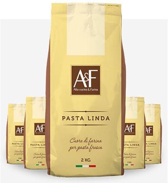 Immagine di Pasta Linda Box 6 sacchetti di Farina