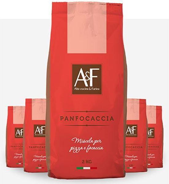 Immagine di Panfocaccia Box 6 sacchetti di Farina